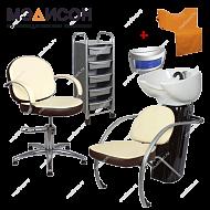 Комплект парикмахерской мебели БИАТРИС